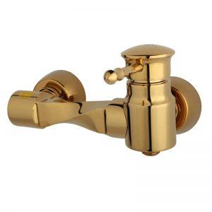 شیر توالت طلایی مدل امپراطور