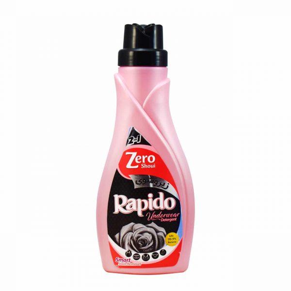 مایع لباسشویی زیروشوی Rapido