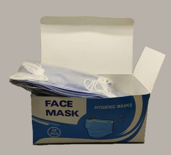 ماسک سه لایه بایکو