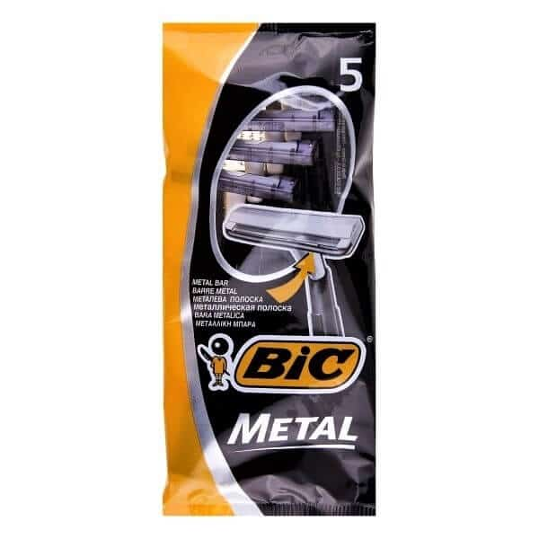 تیغ اصلاح بیک مدل Metal