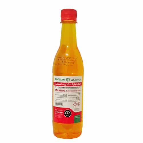 الکل اتیلیک ۹۰درجه(صنعتی)