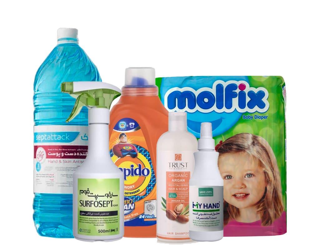 محصولات-بهداشتی