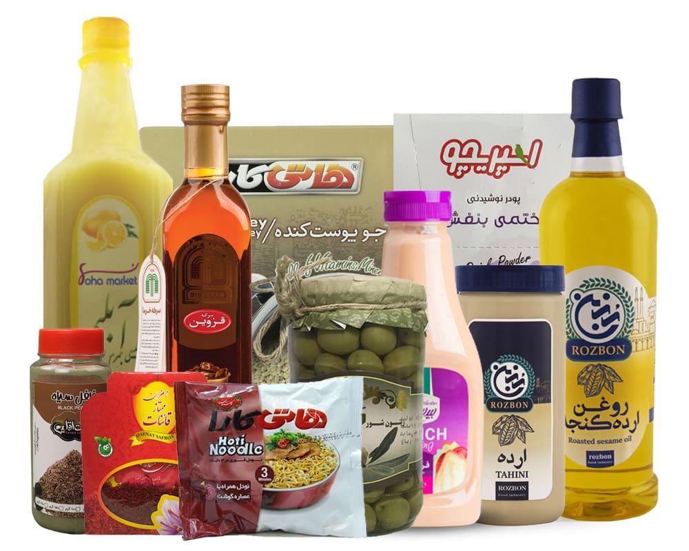 مواد-غذایی