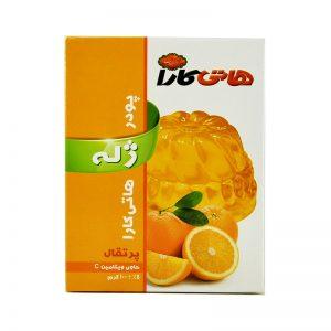 پودر ژله پرتقال هاتی کارا